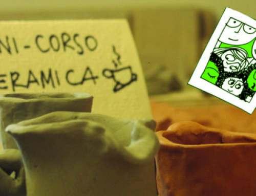 Mini corso di ceramica per famiglie al Museo Omero